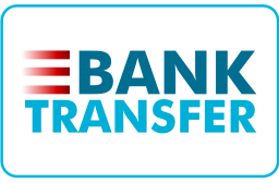Wire Transfer to Bank Account Payment Accepted